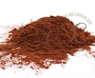Cacao pudra alcalina rosu inchis (Seleccion 22) 1 Kg Chocovic