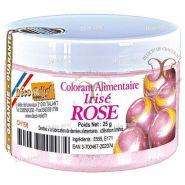 Colorant cu efect metalic Roz (Roze) 25 g Deco Relief