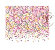 Perle Multicolor Stralucitoare Mici (Shiny Coloured Pearls) Barbara Decor 1,8 Kg