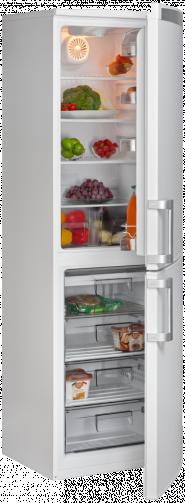Combina frigorifica Arctic AK366-4+, 368 Litri, Clasa A+