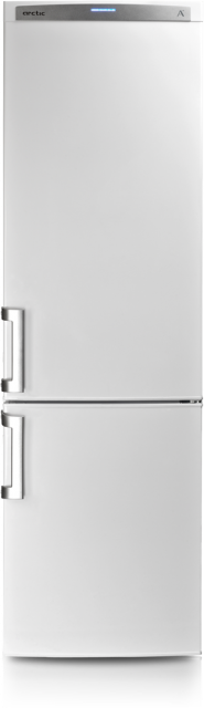 Combina frigorifica Arctic AK386B+, 380 Litri, Clasa A+