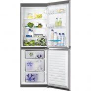 Combina frigorifica Zanussi ZRB33100XA, 309 L, A+, Usa inox antiamprenta