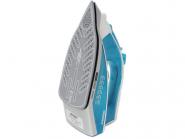 Fier de calcat Dessini 088, 2500 W, talpa ceramica, bleu