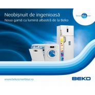 Frigider Beko DDEN507MWD+, 500 Litri, A+