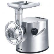 Masina de tocat carne Heinner PowerMix XMG-1600, 1600 W, 2 kg/min, Aluminiu