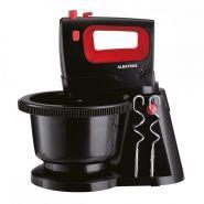 Mixer cu bol Albatros MXA300B, 300 W, vas rotativ, 5 viteze + funcţie Turbo