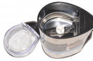 Rasnita de cafea Geepas GCG274, 200 W, 85 g, Inox