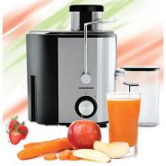 Storcator de fructe Heinner HSF-500S, 500W, Inox