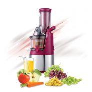 Storcator de fructe si legume cu melc Heinner HSJ-505HBG, 240 W, 60 RPM, Rosu