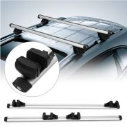 Bare portbagaj auto din aluminiu lung. 1,2 m