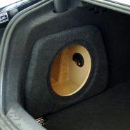 Carcasa subwoofer Audi A4 sedan B8 2008-prezent