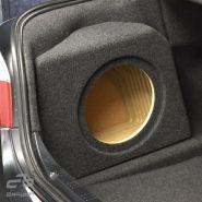 Carcasa subwoofer BMW seria 5 sedan E60 2003-2010