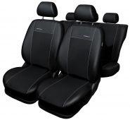 Huse auto pentru scaune Audi A3 8P 2004-2012 NEGRU