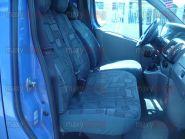 Huse scaune auto 2+1 Ford Transit 2014->