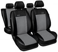 Huse auto pentru scaune Fiat Tipo 2016-> Gri