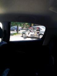Perdele interior compatible cu Peugeot 206+ hatchback 2009 - 2014