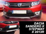 Protectie grila iarna compatibila Dacia Sandero II / Stepway II 2013->
