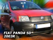 Protectie grila iarna Fiat Panda 2003-2012