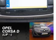 Protectie grila iarna  Opel Corsa D 2011-2015