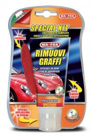 RIMUOVI GRAFFI - KIT SPECIAL, PENTRU ELIMINAREA ZGARIETURILOR FINE