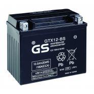 GS 12V 10Ah - GTX12-BS