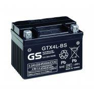 GS 12V 3Ah - GTX4L-BS
