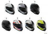 Helmet 7 Carbon Light White
