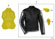 Jacheta Club Leather
