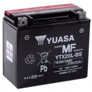 Yuasa 12V 18Ah YTX20L-BS