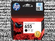 CARTUS BLACK NR.655 CZ109AE 14ML ORIGINAL HP DESKJET 3525 E-AIO