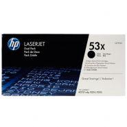 DUAL PACK CARTUS TONER NR.53XD Q7553XD 2X7K ORIGINAL HP LASERJET P2015