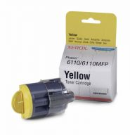 CARTUS TONER YELLOW 106R01204 1K ORIGINAL XEROX PHASER 6110