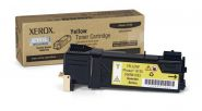 CARTUS TONER YELLOW 106R01337 1K ORIGINAL XEROX PHASER 6125