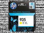 CARTUS YELLOW NR.935 C2P22AE ORIGINAL HP OFFICEJET PRO 6830 E-AIO
