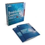 Breakthrough Creativity Profile, Second Edition - Facilitator Set