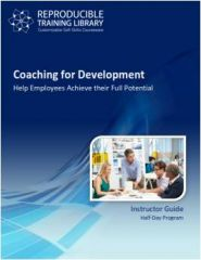Coaching for development