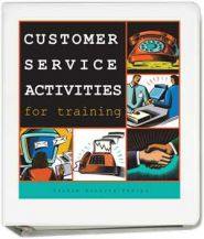 Customer Service Activities For Training - Digital Version