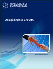 Delegating for growth