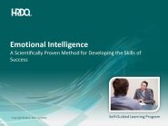 DEMO GRATUIT: Emotional Intelligence E-Learning