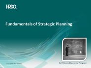 Fundamentals of strategic planning E-Learning (engleza & traducere in romana)