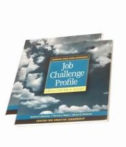 Job Challenge Profile Participant Workbook, Survey & Book Deluxe Set