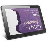 Learning to Listen 3ed - Online Self-Study Assessment Center Credit