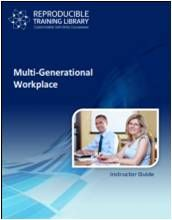 Multi-generational workplace  (engleza & traducere in romana)