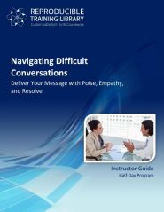DEMO GRATUIT: Navigating Difficult conversations