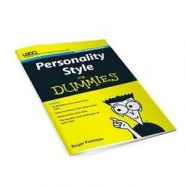 Personality Style for Dummies Book