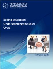 SELLING ESSENTIALS: Understanding the sales cycle  (engleza & traducere in romana)