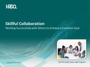 Skillful collaboration E-Learning