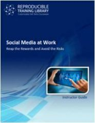 Social media at work  (engleza & traducere in romana)