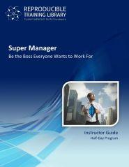 Super Manager  (engleza & traducere in romana)