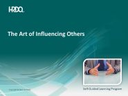 The art of influencing others E-Learning